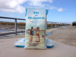 Sal do Atlântico – 500g