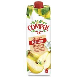 Compal clássico 1l - hruška