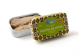 Filet z tuňáka v olivovém oleji