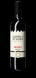 Castello D'Alba Reserva - červené