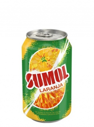 Sumol - pomeranč