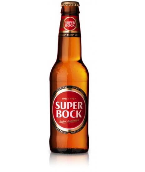 Super Bock světlé – 0,33l