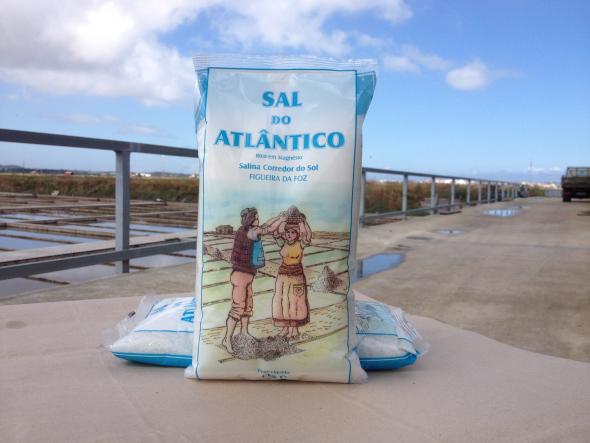 Mořská sůl z Atlantiku – 1Kg