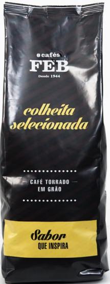 Káva FEB Colheita Selecionada zrnková káva 1kg