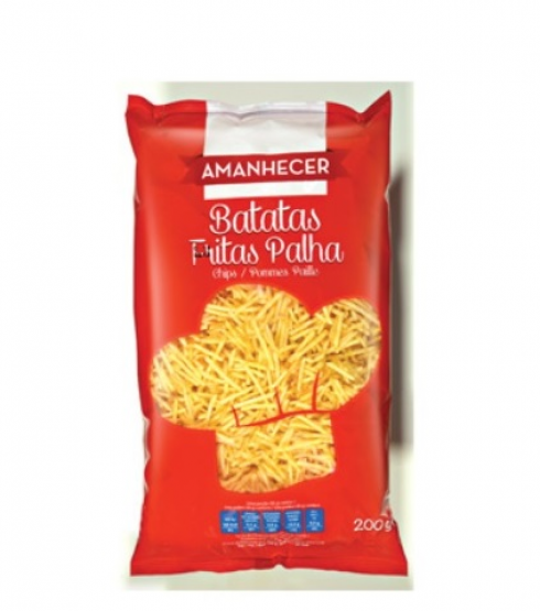 Chipsy bramborové nitě (Batata frita palha)