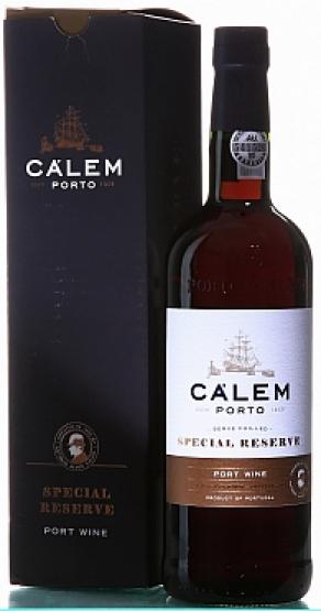 "Cálem ""Special reserve"" Tawny Porto 0,75 l"